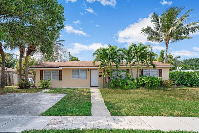 711 W Ilex Drive, Lake Park, FL 33403 (MLS #RX-10620696) :: Berkshire Hathaway HomeServices EWM Realty