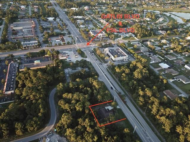 2942 SW Port St Lucie Boulevard, Port Saint Lucie, FL 34953 (#RX-10620753) :: Ryan Jennings Group