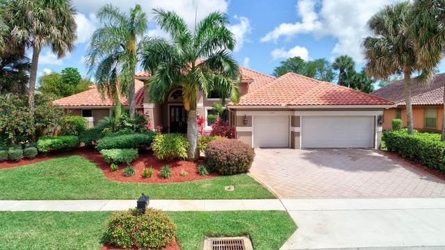 7135 Mariana Court, Boca Raton, FL 33433 (MLS #RX-10620879) :: Laurie Finkelstein Reader Team