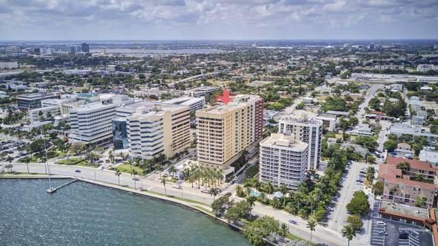 1551 N Flagler Drive #601, West Palm Beach, FL 33401 (#RX-10620894) :: Posh Properties