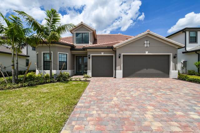 121 Blanca Isles Lane, Jupiter, FL 33478 (MLS #RX-10620948) :: Laurie Finkelstein Reader Team