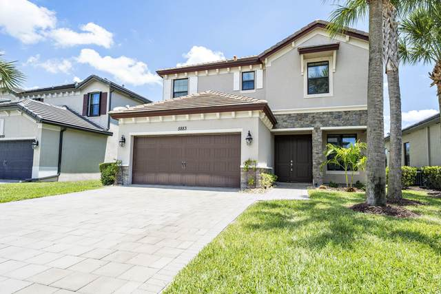 5883 Sandbirch Way, Lake Worth, FL 33463 (#RX-10620974) :: Ryan Jennings Group