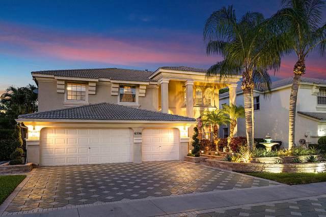 6596 Marbletree Lane, Lake Worth, FL 33467 (#RX-10621075) :: Ryan Jennings Group