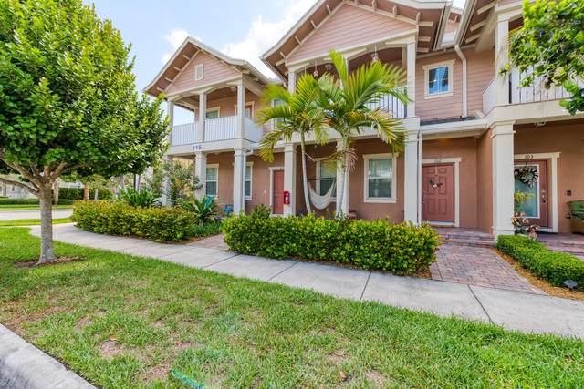 115 Black Ironwood Road #102, Jupiter, FL 33458 (#RX-10621131) :: Ryan Jennings Group