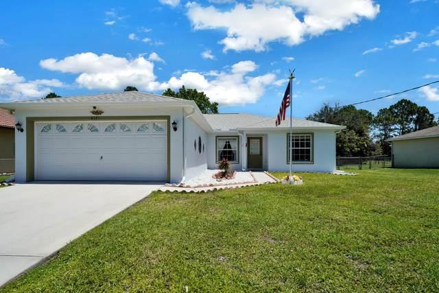 6121 NW Densaw Terrace, Saint Lucie West, FL 34986 (MLS #RX-10621158) :: Laurie Finkelstein Reader Team