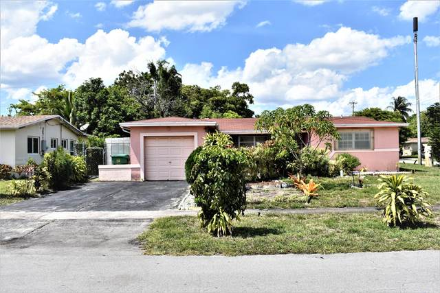 4201 NW 23rd Court, Lauderhill, FL 33313 (#RX-10621172) :: Ryan Jennings Group