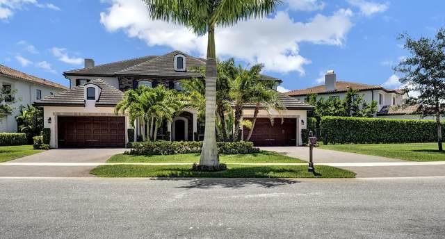 17559 Cadena Drive, Boca Raton, FL 33496 (MLS #RX-10621285) :: Berkshire Hathaway HomeServices EWM Realty