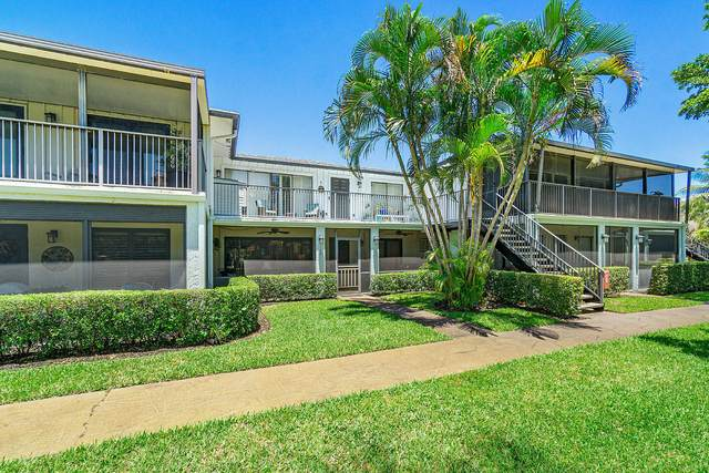 2900 Florida Boulevard #120, Delray Beach, FL 33483 (#RX-10621323) :: Posh Properties