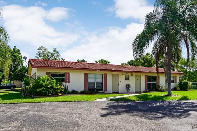 11191 NW 35th Place, Coral Springs, FL 33065 (MLS #RX-10621359) :: The Paiz Group