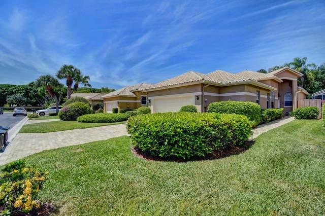 6681 NW 25th Terrace, Boca Raton, FL 33496 (MLS #RX-10621362) :: Laurie Finkelstein Reader Team