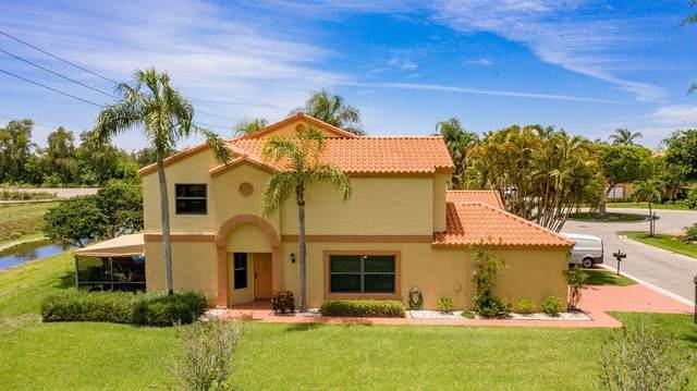 19987 Villa Lante Place, Boca Raton, FL 33434 (#RX-10621386) :: Ryan Jennings Group