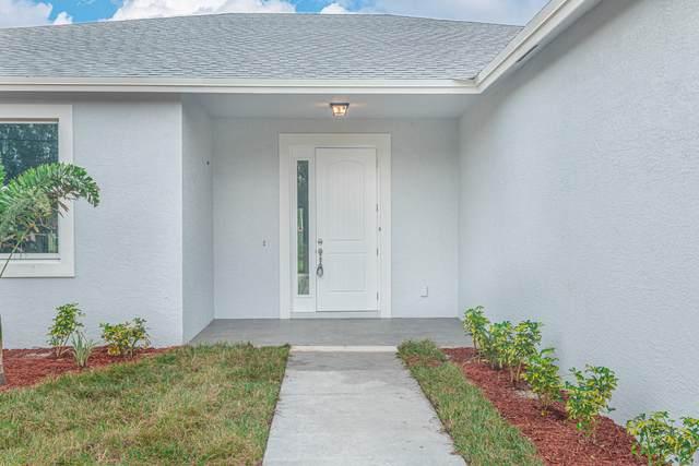 2142 SW Pruitt Street, Port Saint Lucie, FL 34953 (#RX-10621417) :: The Reynolds Team/ONE Sotheby's International Realty