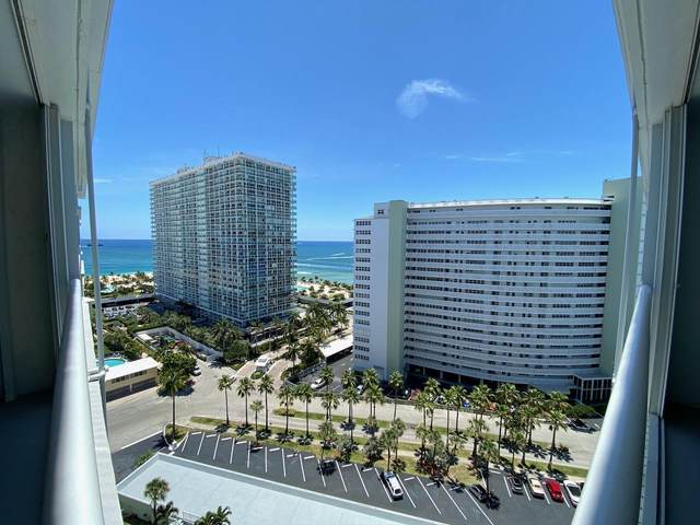 1920 S Ocean Drive #1606, Fort Lauderdale, FL 33316 (#RX-10621435) :: Ryan Jennings Group