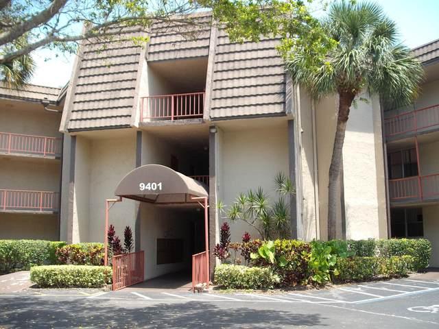 9401 Lime Bay Boulevard #309, Tamarac, FL 33321 (#RX-10621456) :: Ryan Jennings Group