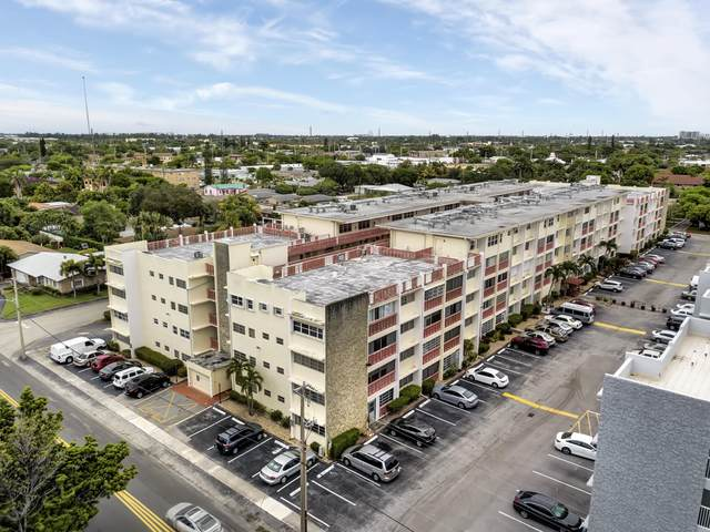 215 SE 3rd Avenue 502B, Hallandale Beach, FL 33009 (#RX-10621487) :: Ryan Jennings Group