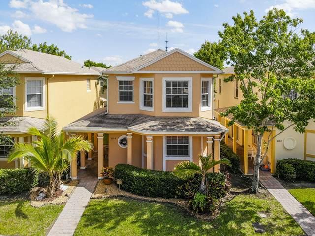 2164 SE Casselberry Drive, Port Saint Lucie, FL 34952 (#RX-10621502) :: Ryan Jennings Group