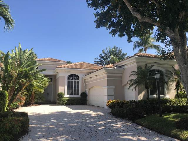 120 Isle Drive, Palm Beach Gardens, FL 33418 (MLS #RX-10621531) :: The Jack Coden Group