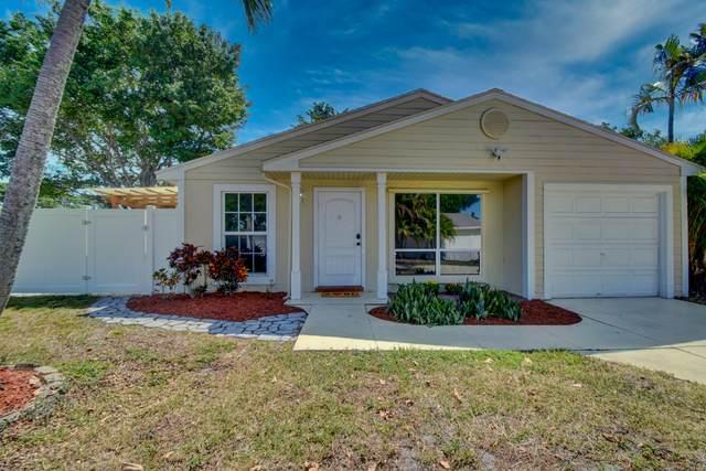 8315 Garden Gate Place, Boca Raton, FL 33433 (#RX-10621542) :: Ryan Jennings Group