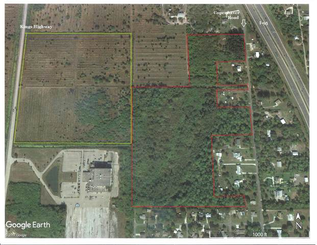 1525 Copenhaver Road, Fort Pierce, FL 34945 (MLS #RX-10621606) :: Berkshire Hathaway HomeServices EWM Realty