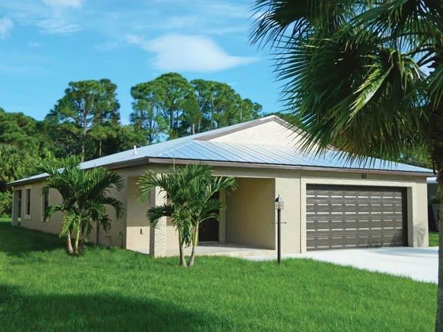 25 Villa Blanca, Fort Pierce, FL 34951 (MLS #RX-10621665) :: Berkshire Hathaway HomeServices EWM Realty