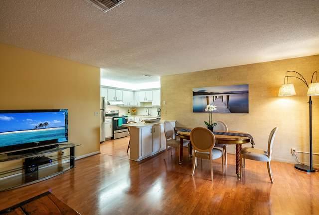 3486 La Palmas Court C-2, Greenacres, FL 33463 (#RX-10621699) :: Ryan Jennings Group