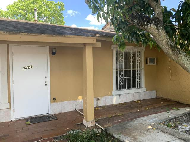 4421 NW 185th Street, Miami Gardens, FL 33055 (#RX-10621708) :: Ryan Jennings Group