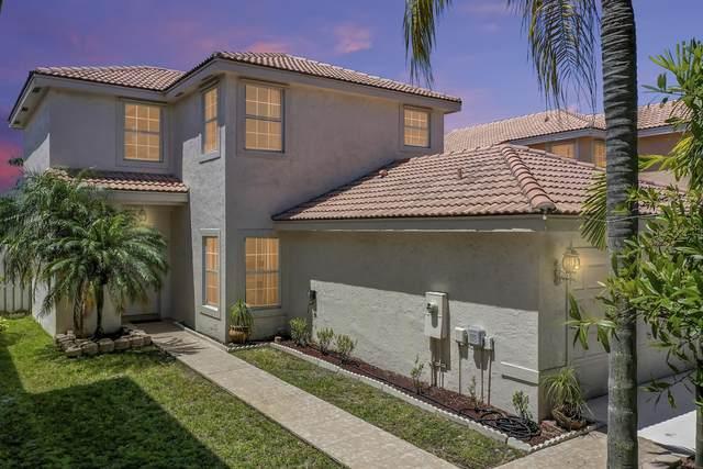 17364 SW 19th Street, Miramar, FL 33029 (#RX-10621763) :: Ryan Jennings Group