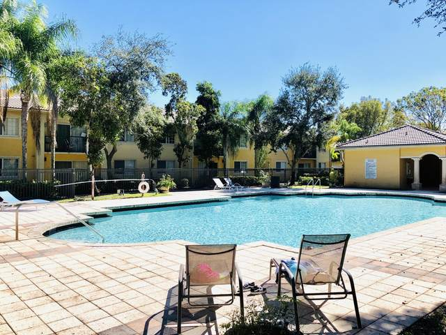 1400 Crestwood Court S #1410, Royal Palm Beach, FL 33411 (#RX-10621772) :: Ryan Jennings Group