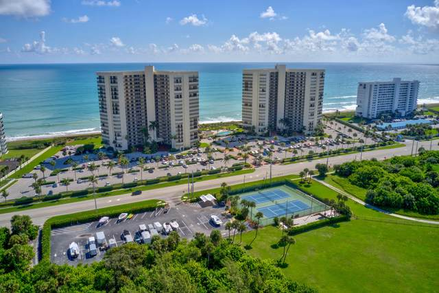 9550 S Ocean Drive #808, Jensen Beach, FL 34957 (#RX-10621799) :: Ryan Jennings Group
