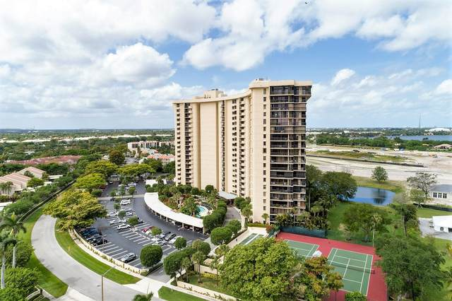 2480 Presidential Way #904, West Palm Beach, FL 33401 (#RX-10621898) :: The Rizzuto Woodman Team