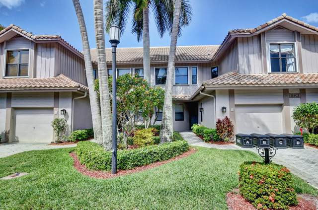 16903 Isle Of Palms Drive C, Delray Beach, FL 33484 (#RX-10622018) :: Ryan Jennings Group