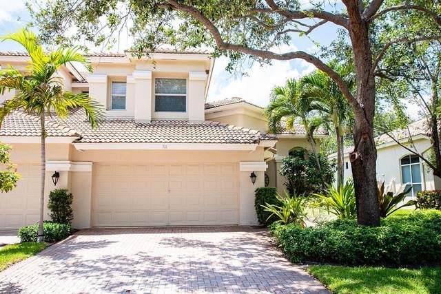 711 Cable Beach Lane, West Palm Beach, FL 33410 (MLS #RX-10622019) :: The Paiz Group