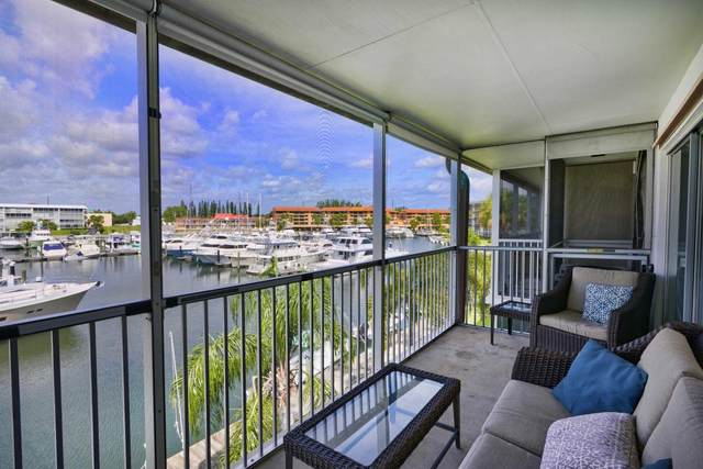 37 Yacht Club Drive #308, North Palm Beach, FL 33408 (MLS #RX-10622024) :: RE/MAX