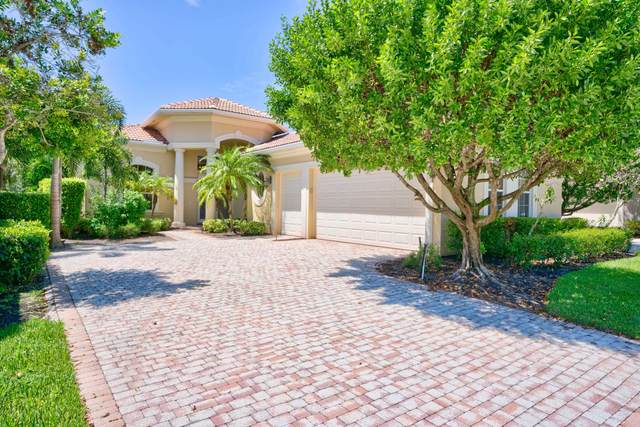 276 Porto Vecchio Way, Palm Beach Gardens, FL 33418 (MLS #RX-10622037) :: Laurie Finkelstein Reader Team