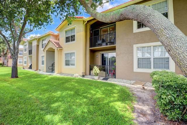 15055 Michelangelo Boulevard #206, Delray Beach, FL 33446 (#RX-10622133) :: Ryan Jennings Group