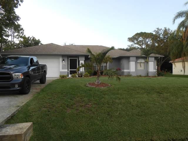 1337 SW Gastador Avenue, Port Saint Lucie, FL 34953 (#RX-10622135) :: The Reynolds Team/ONE Sotheby's International Realty