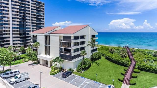 4050 N Ocean Drive 1-101, Singer Island, FL 33404 (#RX-10622189) :: Ryan Jennings Group