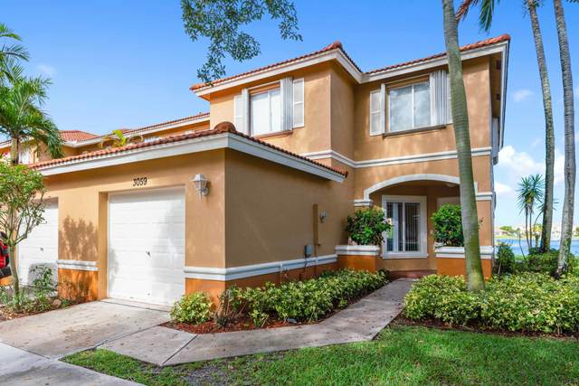3059 Waddell Avenue, West Palm Beach, FL 33411 (MLS #RX-10622196) :: The Jack Coden Group