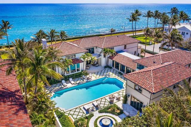 680 S Ocean Boulevard, Palm Beach, FL 33480 (MLS #RX-10622208) :: Laurie Finkelstein Reader Team