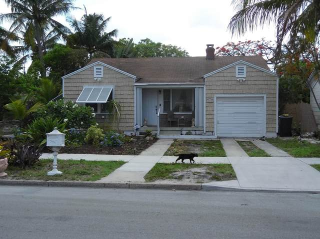 1609 N D Street, Lake Worth Beach, FL 33460 (#RX-10622212) :: Ryan Jennings Group