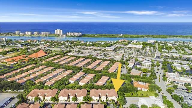 108 Lighthouse Circle H, Tequesta, FL 33469 (MLS #RX-10622225) :: Berkshire Hathaway HomeServices EWM Realty