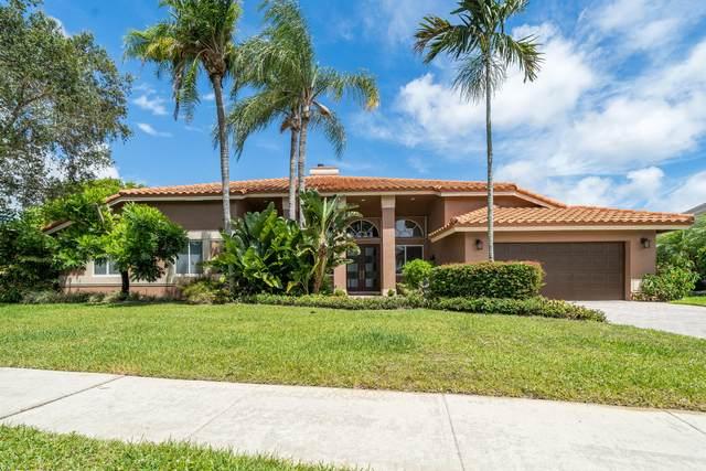 6774 Newport Lake Circle, Boca Raton, FL 33496 (MLS #RX-10622243) :: Berkshire Hathaway HomeServices EWM Realty