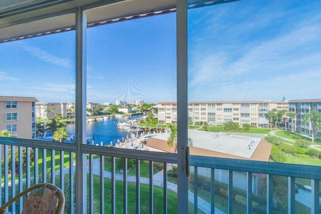 2717 Florida Boulevard #523, Delray Beach, FL 33483 (#RX-10622265) :: Ryan Jennings Group