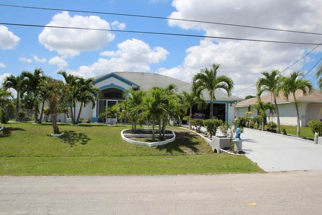 5392 NW Commodore Terrace, Port Saint Lucie, FL 34983 (#RX-10622267) :: Ryan Jennings Group
