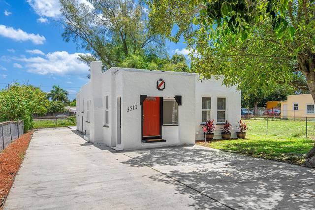 3512 Greenwood Avenue, West Palm Beach, FL 33407 (#RX-10622301) :: Ryan Jennings Group