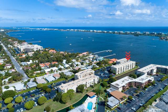 896 N Federal Highway #321, Lantana, FL 33462 (MLS #RX-10622313) :: Berkshire Hathaway HomeServices EWM Realty