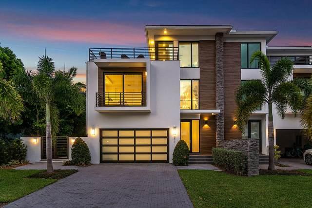 211 Macfarlane Drive, Delray Beach, FL 33483 (#RX-10622323) :: Ryan Jennings Group