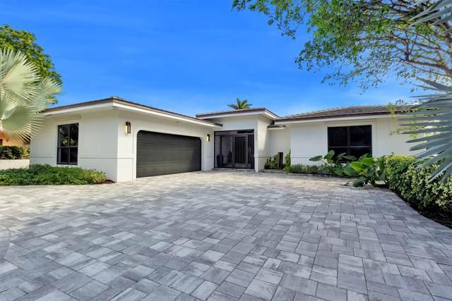 820 N Atlantic Drive, Lantana, FL 33462 (MLS #RX-10622344) :: Berkshire Hathaway HomeServices EWM Realty