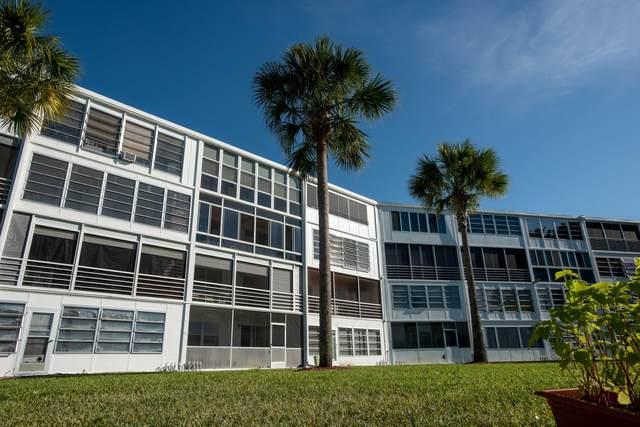 1116 Newport U, Deerfield Beach, FL 33442 (#RX-10622351) :: Ryan Jennings Group