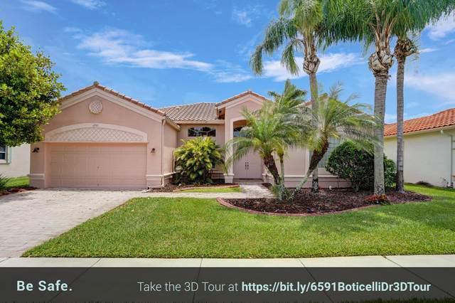 6591 Boticelli Drive, Lake Worth, FL 33467 (#RX-10622389) :: Ryan Jennings Group